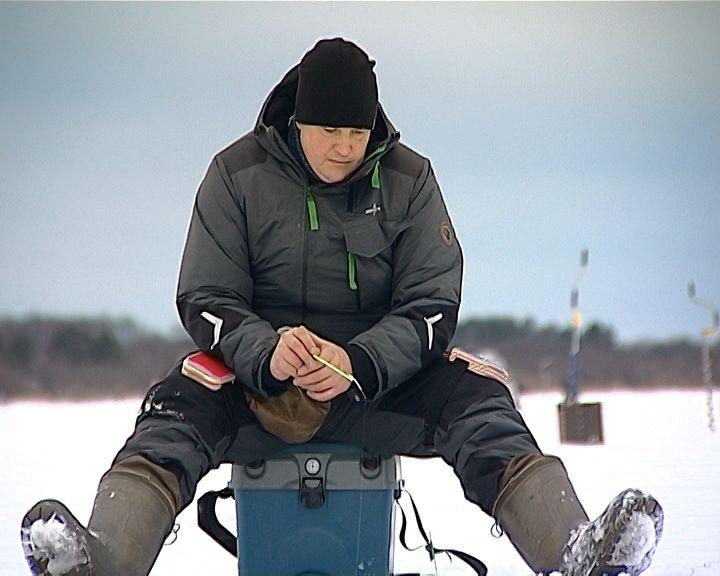 В Кирове прошли первые в этом году соревнования по зимней рыбалке