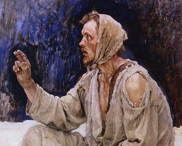 Картина из художественного музея Васнецовых попала в уникальную экспозицию Ватикана