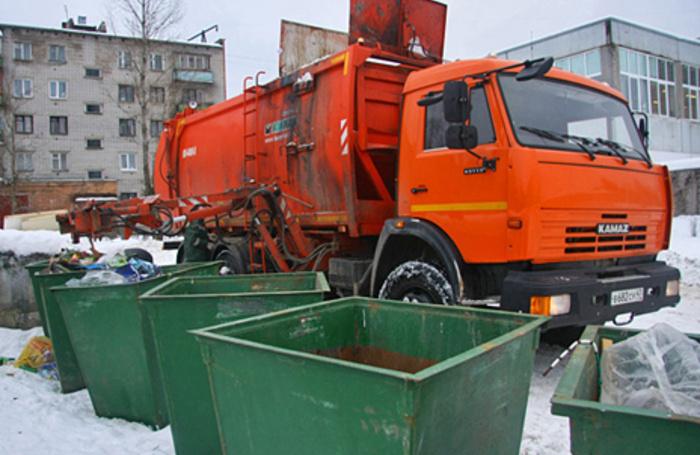 В Кирове в конце декабря начнется внедрение новой системы сбора мусора.