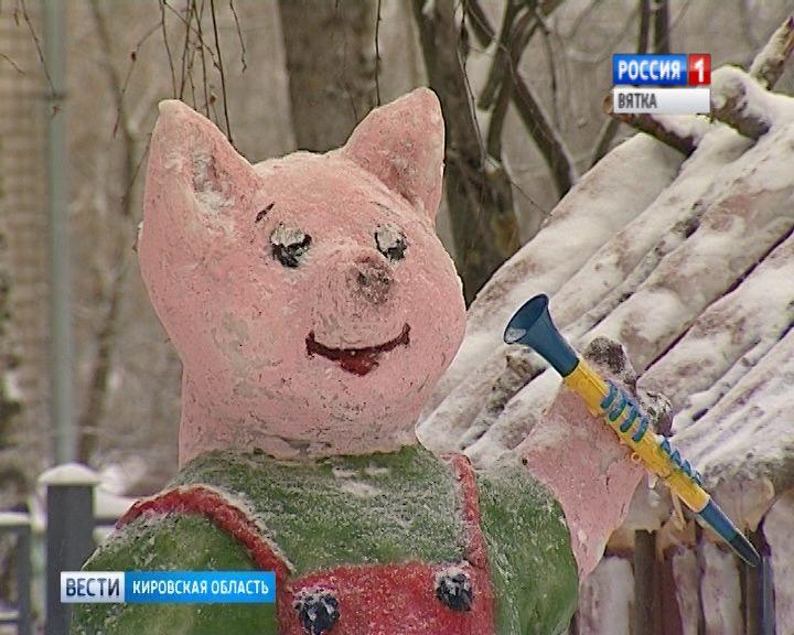 В Кирове подвели итоги конкурса на лучшее новогоднее оформление