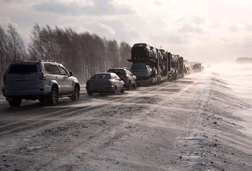 В Кировской области создан оперативный штаб по предупреждению и ликвидации ЧС на дорогах.