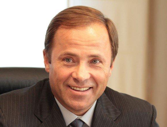 Поздравление полномочного представителя Президента РФ в ПФО с Новым 2019 годом.