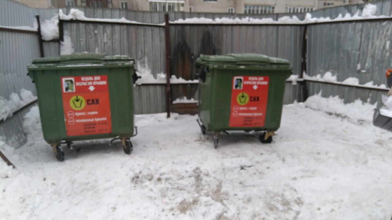 На проблемных площадках в Кирове наводят порядок в течение суток.