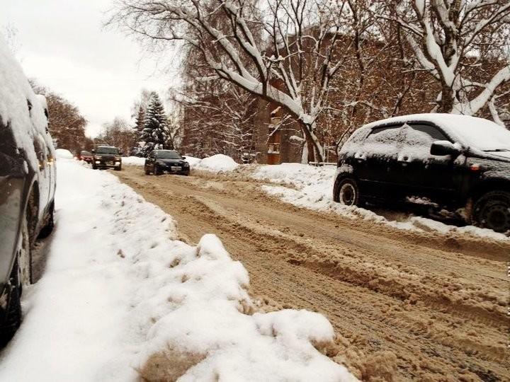 В Кирове проведут рейды по эвакуации автотранспорта.