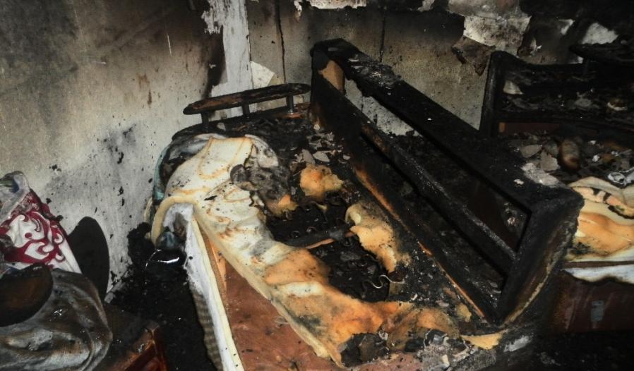 В Слободском на пожаре погиб годовалый ребенок, еще двое отравились продуктами горения.