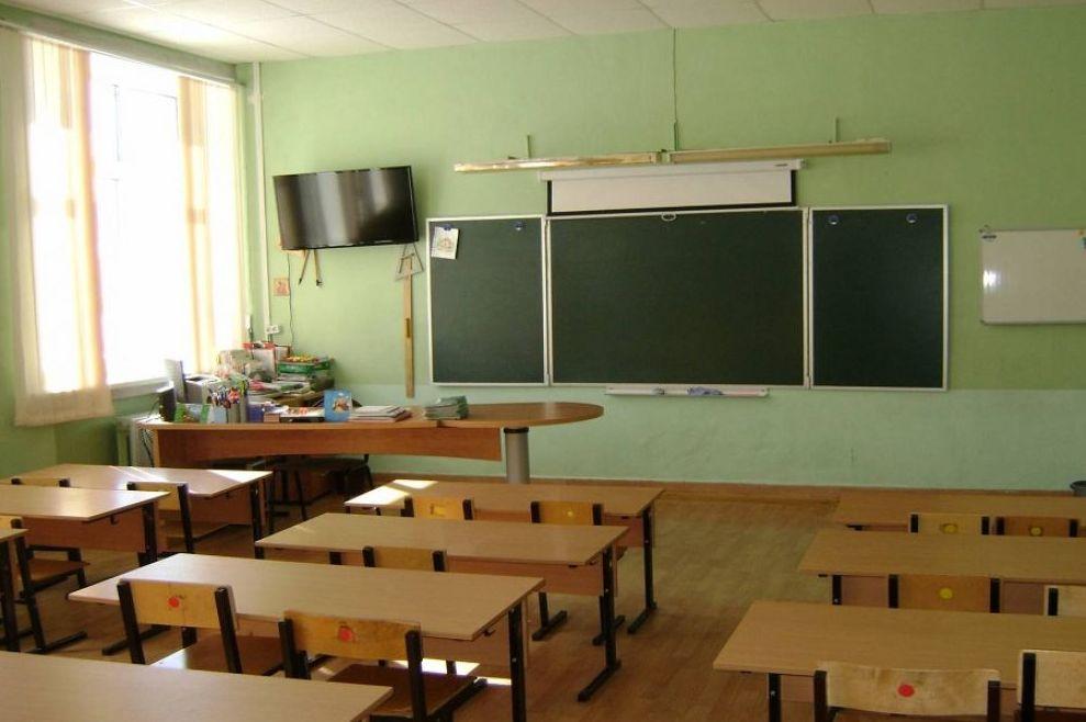 В школе № 53 города Кирова произошел сбой в системе теплоснабжения.