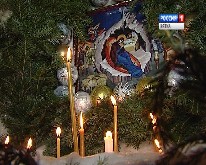В Кирове подводят итоги конкурса на лучший уличный рождественский вертеп