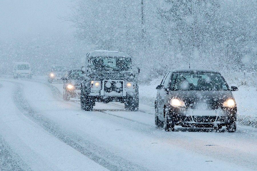 В Кировской области ожидаются сильные снегопады.