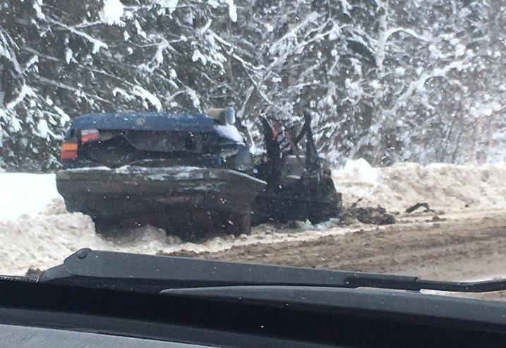 За три дня в Кировской области произошло 14 ДТП, в которых 4 человека погибли и 25 травмированы.