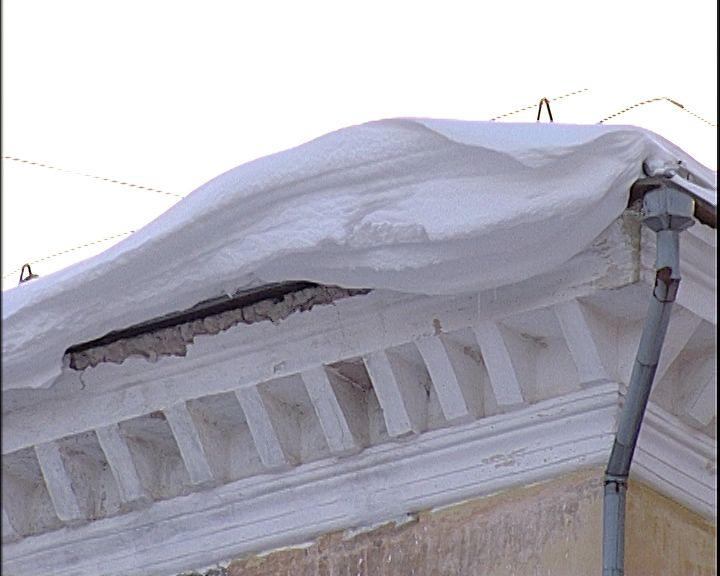 В Кирове вновь проверили состояние крыш