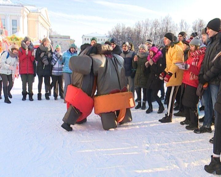 В Кирове отметили День студента
