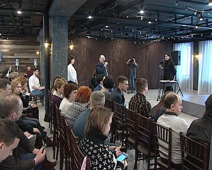 Встреча Игоря Васильева с представителями СМИ