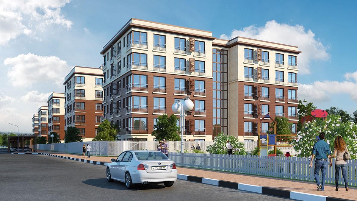 Строительство нового жилого комплекса в районе Ганино обсудят на общественных слушаниях.