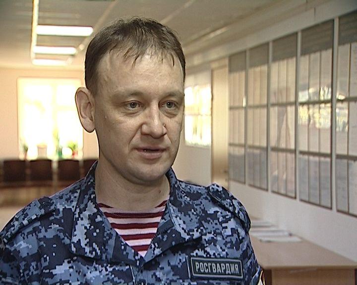 Кировский сотрудник Росгвардии стал донором стволовых клеток для малыша, больного лейкемией