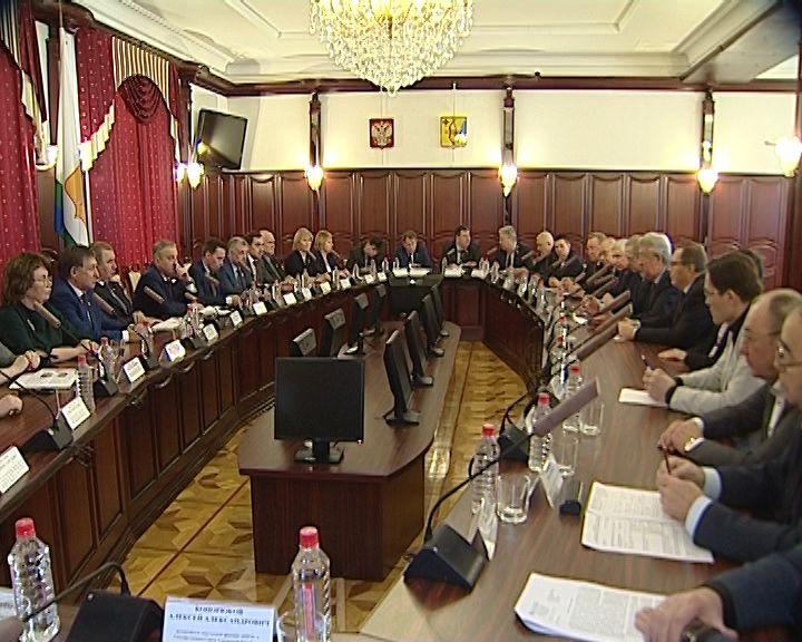 В Кирове побывала делегация Госсовета из Удмуртии