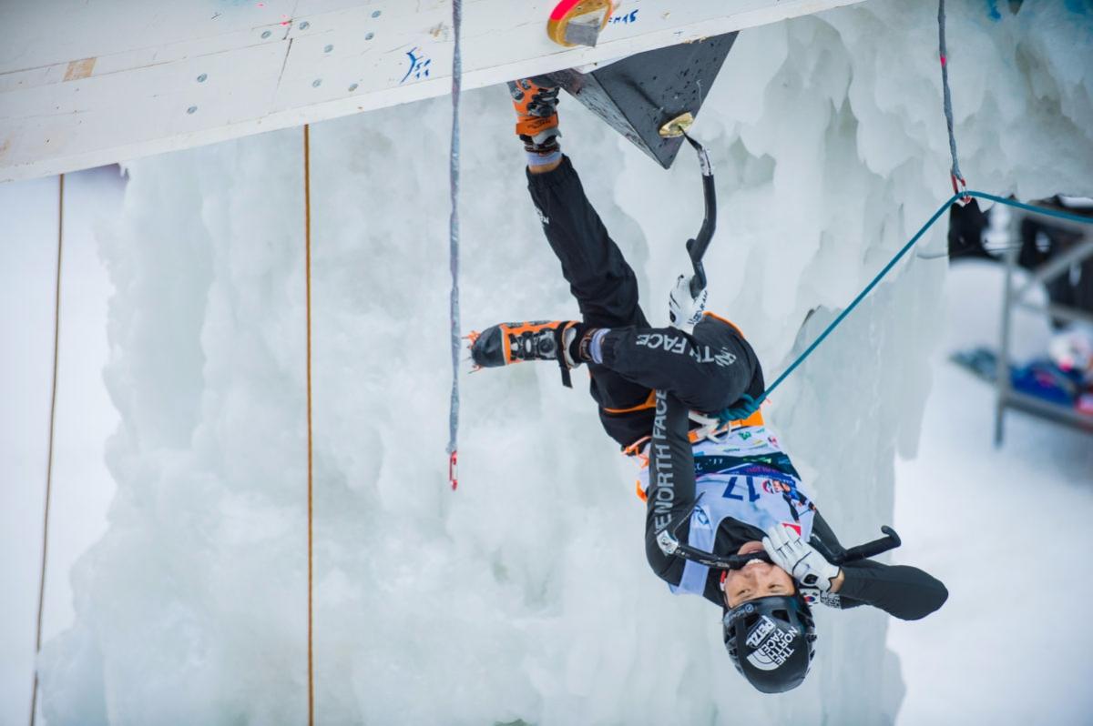 Кировские спортсмены завоевали 5 медалей на пятом этапе Кубка мира по ледолазанию.