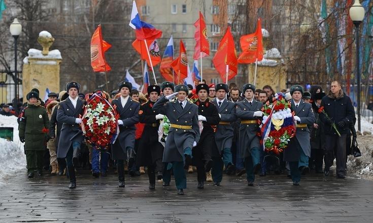 В регионах ПФО прошли торжественные мероприятия, посвященные 30-й годовщине вывода советских войск из Афганистана.