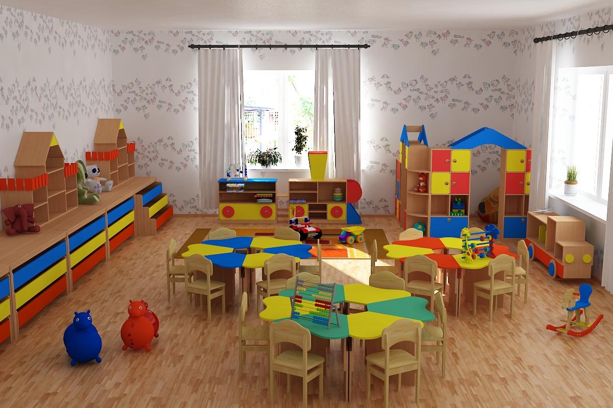 В 2019 году в Кирове построят пять новых детских садов.