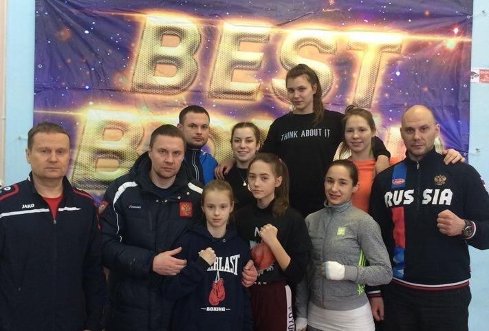 Кировские боксеры завоевали 4 медали чемпионата и первенства ПФО по боксу.