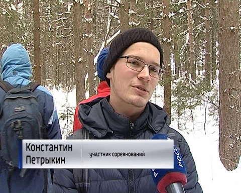 В Шибановском лесу состоялась эстафета «Солдатскими тропами»