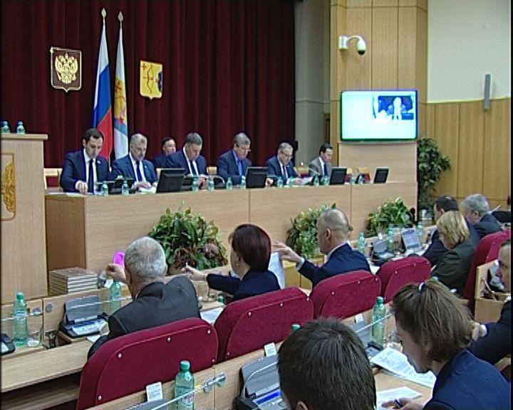 В областном правительстве появились новые должности