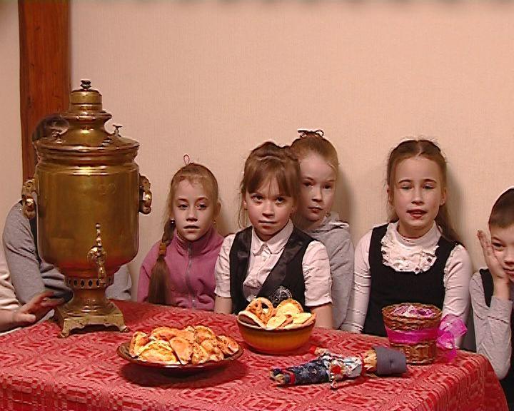 Юные кировчане узнали о масленичной неделе в старой Вятке