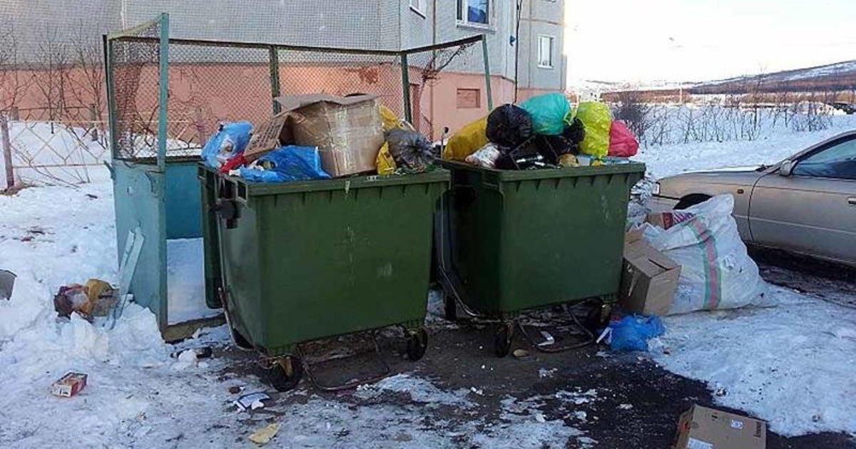В четырех районах Кировской области выявлены факты взимания двойной платы за вывоз мусора.