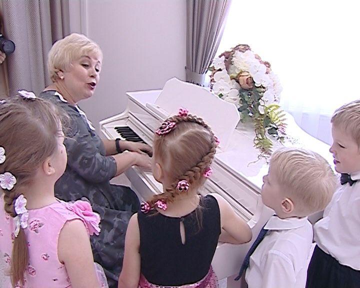 В Метрограде презентовали новое дошкольное учреждение