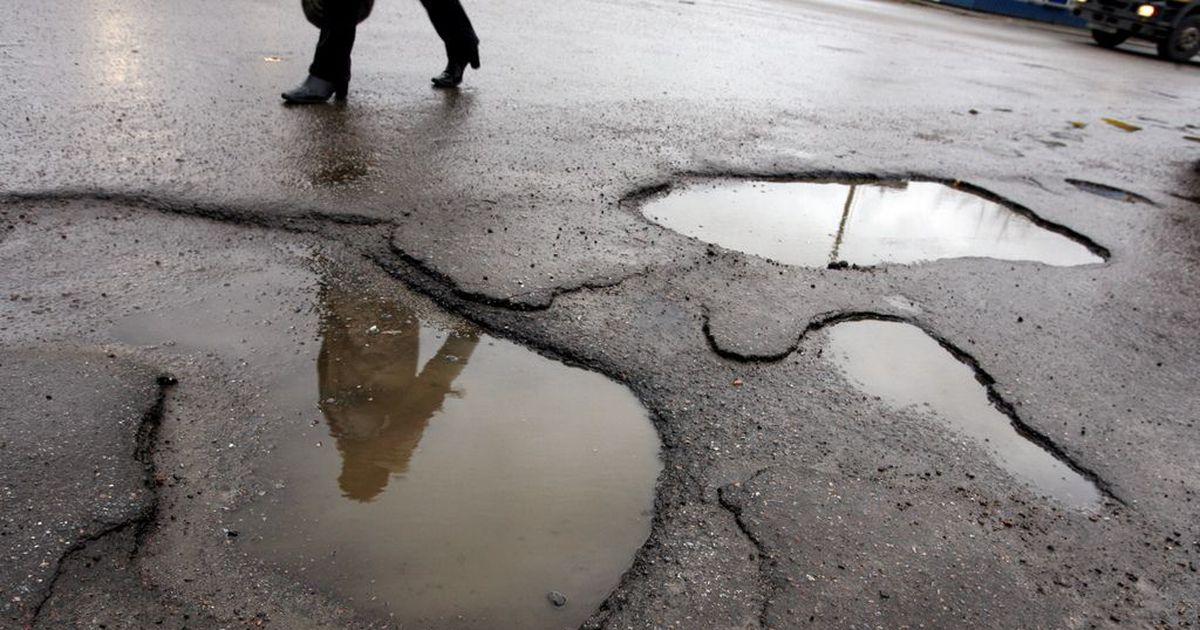 В Нововятском районе из-за разбитой дороги изменили маршрут автобуса № 16.