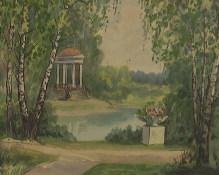 Выставка известного искусствоведа Генриетты Киселёвой