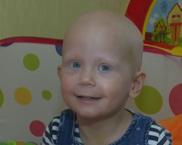 Двухлетней Даше Целищевой требуется дорогостоящее лечение