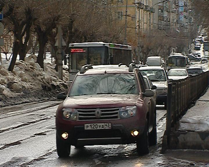 В мае в Кирове стартует масштабный ремонт дорог