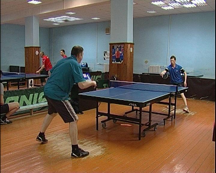 В Кирове прошел открытый областной командный чемпионат по настольному теннису