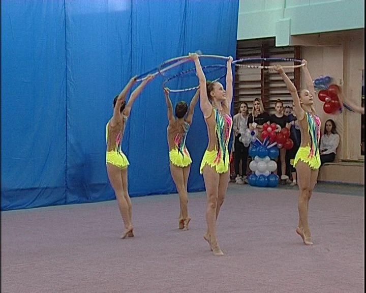 В Кирове прошел турнир по художественной гимнастике