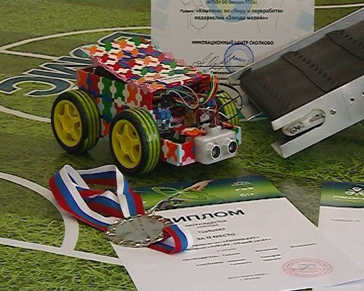 Юные изобретатели из Кирова побывали на технологическом фестивале