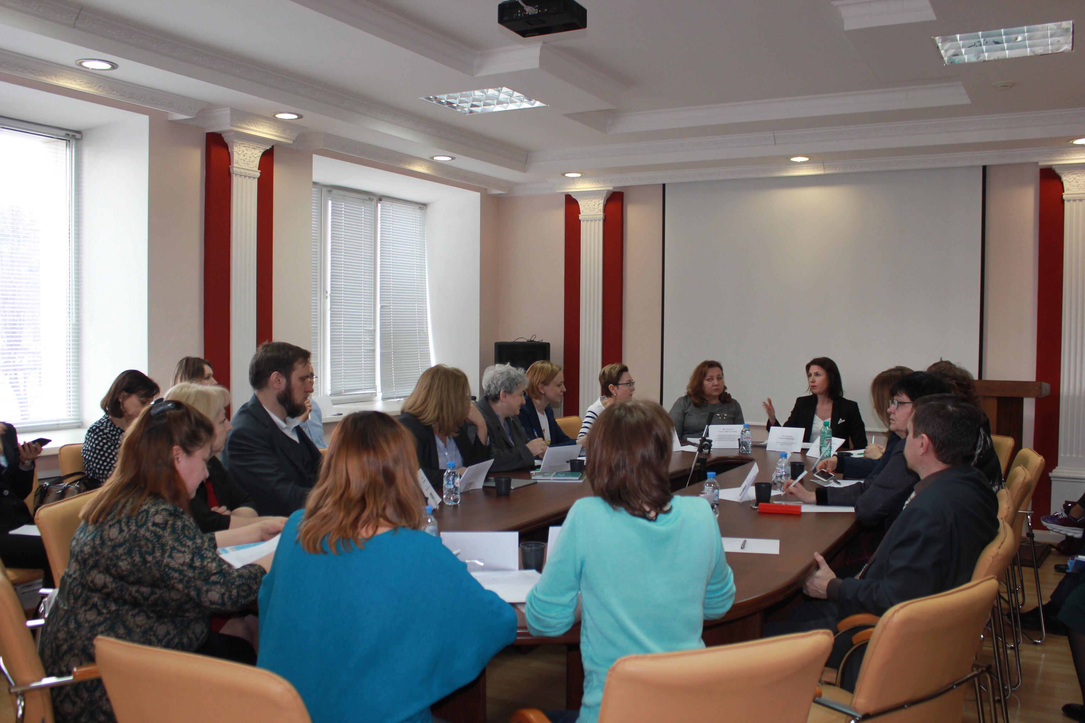 Кировскую область посетили Члены Совета при Правительстве РФ по вопросам попечительства в соцсфере.