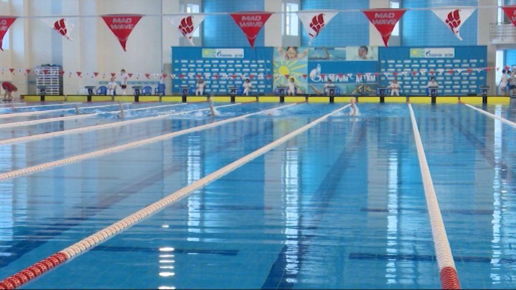 В Кирове проходит Чемпионат и Первенство России по плаванию ЛИН