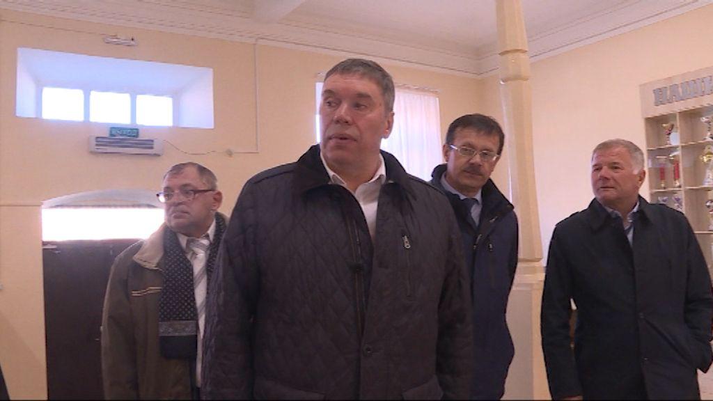 ГФИ оценил качество ремонта здания в Советске