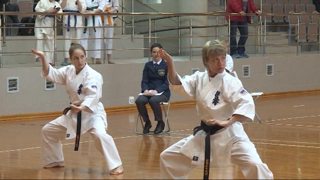 В Кирове состоялись Чемпионат и Первенство ПФО по каратэ