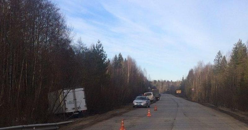 В Омутнинском районе водитель скончался во время движения.