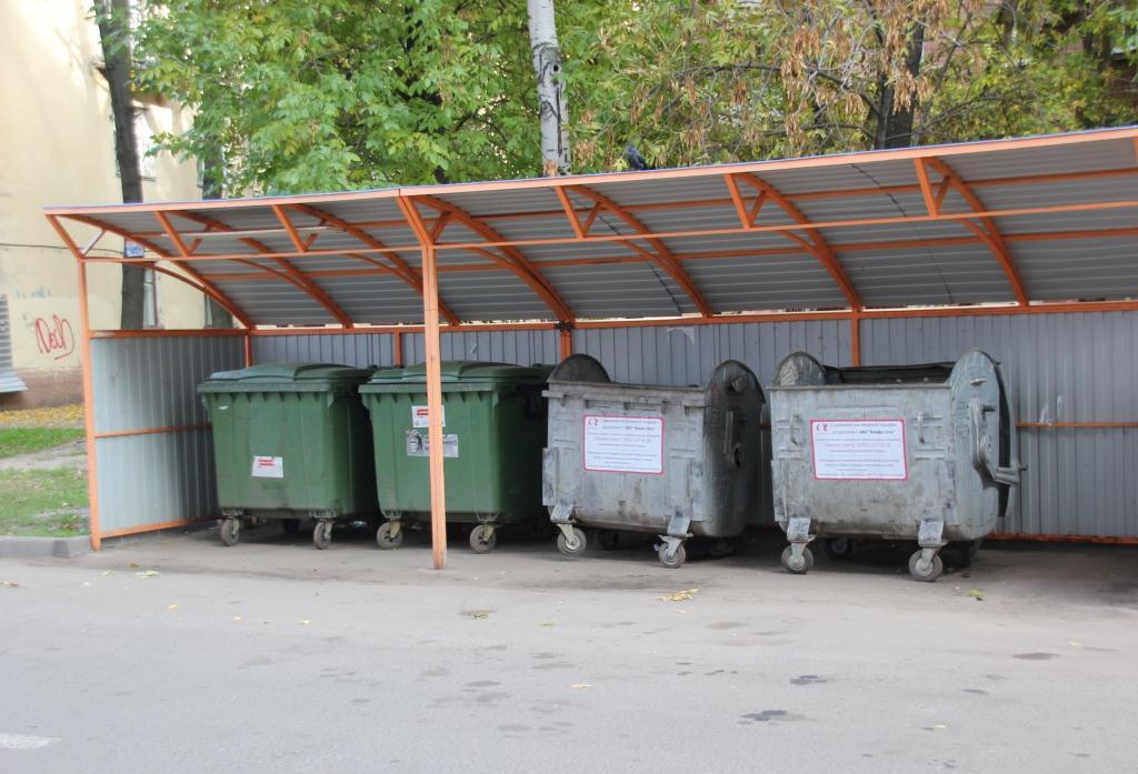 Контейнерные площадки Кирова и Кирово-Чепецка занесли в базу данных ГИС.