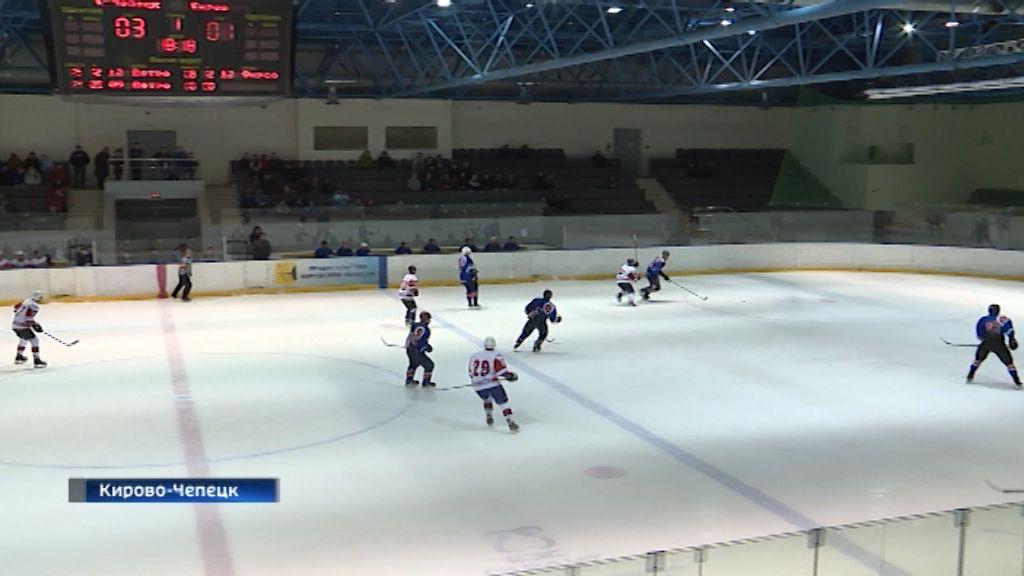 В регионе завершился хоккейный сезон
