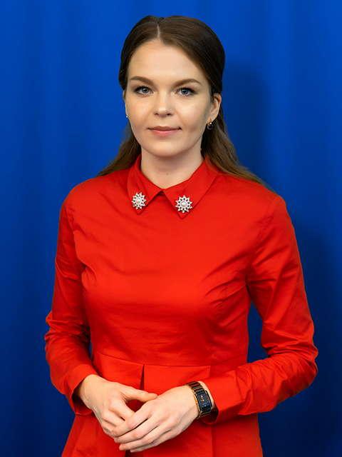 Елсукова Анастасия Витальевна