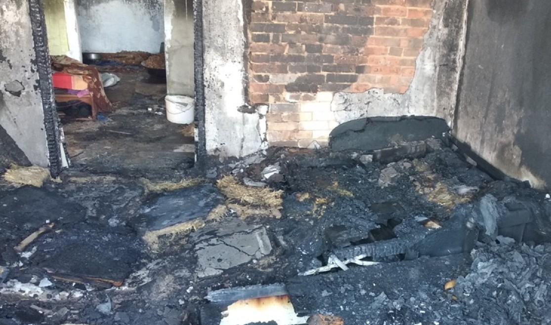В Кировской области за праздничные и выходные дни на пожарах погибли 3 человека.