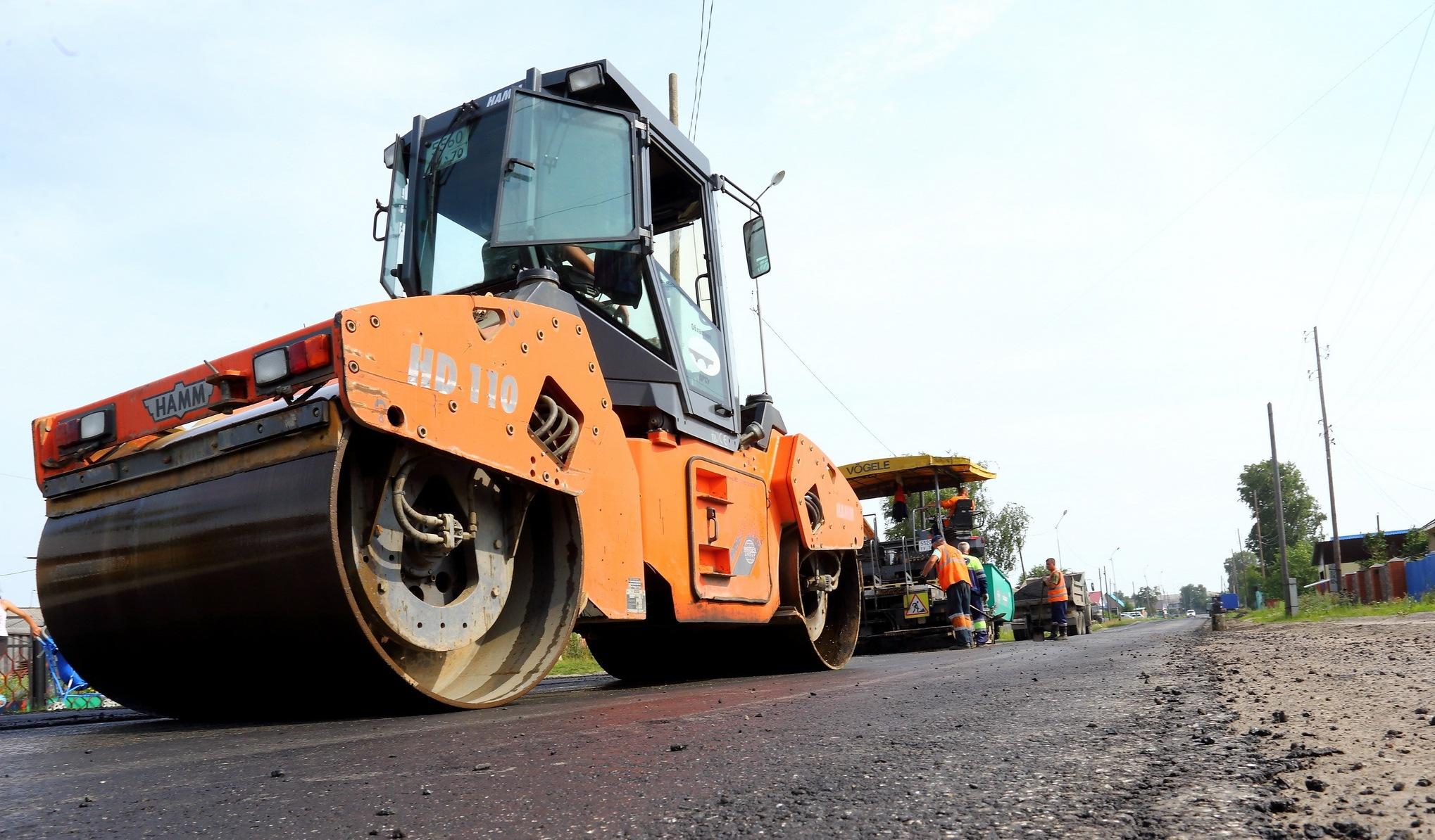 В течение 2019 года в Кировской области отремонтируют 120 километров дорог.