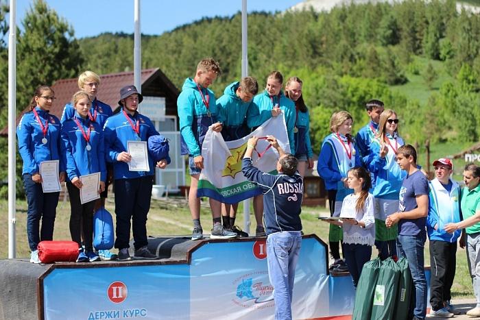 Сборная Кировской области стала призером соревнований на водных дистанциях