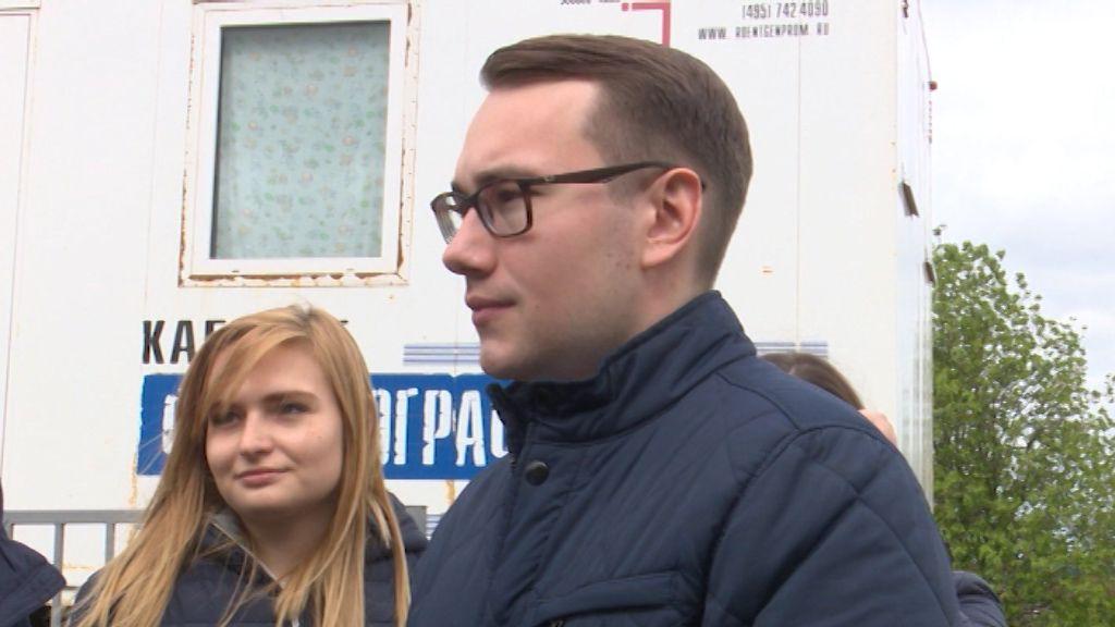 В Кирове побывал главный волонтер-медик России