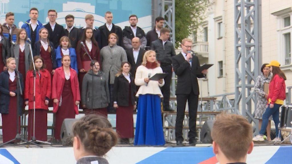 Кировчане отметили День славянской письменности