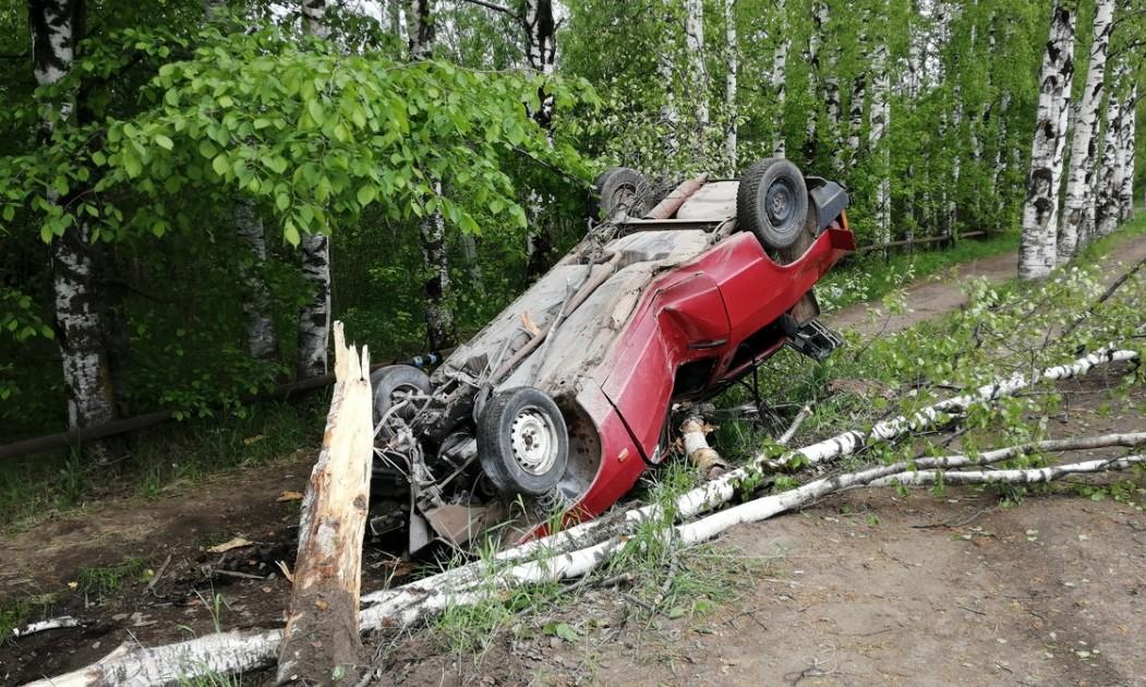 За выходные в Кирове произошло 6 ДТП, в которых получили травмы 11 человек.