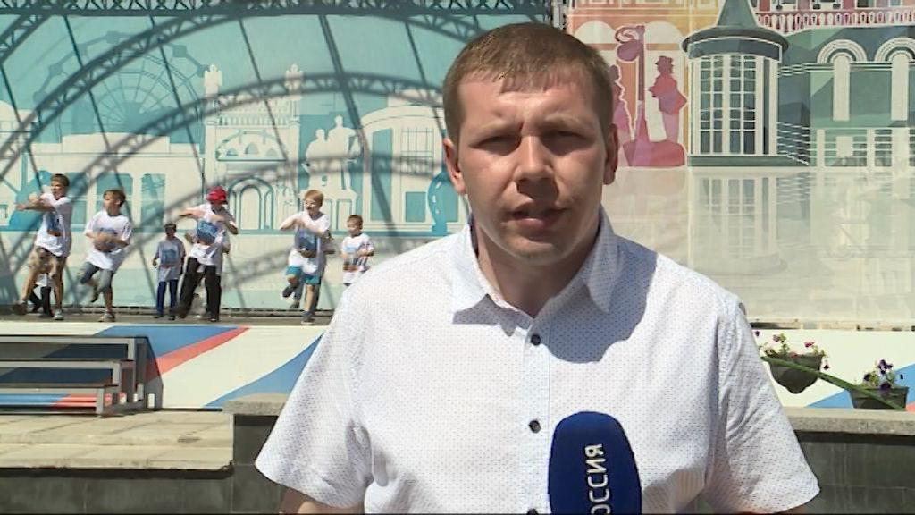 Жители и гости областного центра готовятся отмечать день России и юбилей Кирова